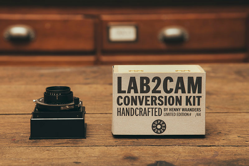 Lab2Cam Conversion Kit